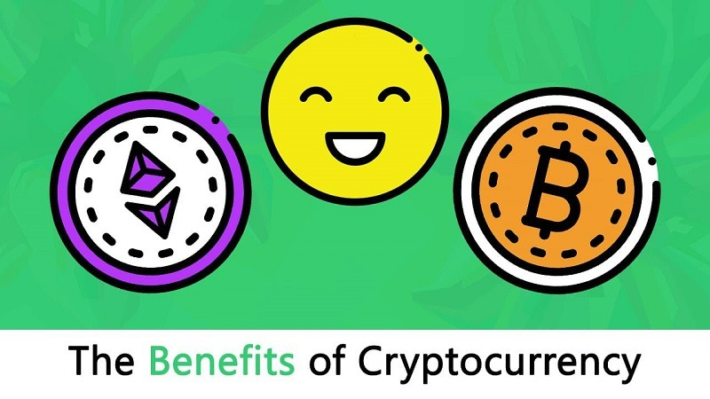 The benefits of cryptocurrency